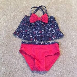 Baby Two Piece Bathing Suit 12-18